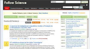 Rede Social brasileira, Follow Science, conecta usuários do mundo acadêmico